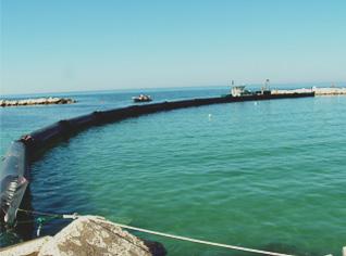 Barriere galleggianti